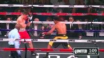 Mponda Kalunga vs Jordan McCue (16-11-2019) Full Fight