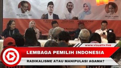 Diskusi Publik Terkait Arahan Jokowi Mengubah Istilah Radikalisme menjadi Manipulator Agama