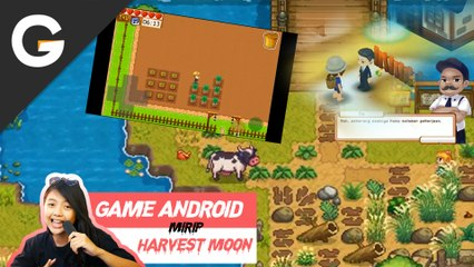 5 Game Android Mirip Harvest Moon Back to Nature #Glist