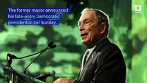 Michael Bloomberg Is Officially Running for President