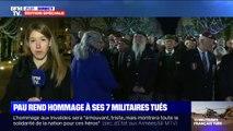 La compagne de l'un des militaires morts au Mali s'est rendue à l'hommage à Pau