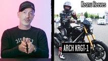 Motorcycle Expert Breaks Down Celebrity Bikes