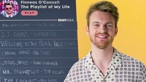 FINNEAS Creates the Playlist to His Life