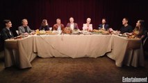 'Knives Out' Around the Table