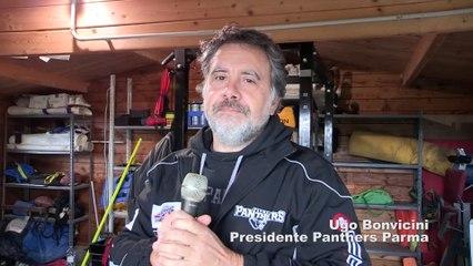 Panthers, il presidente Bonvicini annuncia il ritorno di Hennessey