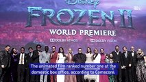 'Frozen II' Had A Successful Weekend