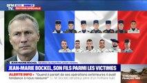 """""""C'est important pour leur mémoire et leur sacrifice."""" Jean-Marie Bockel, père de l'un des militaires tués au Mali salut la décision d'un hommage national lundi aux Invalides"""