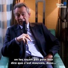 Daily Movies : Michel Denisot se prête au jeu du Movie Quiz