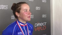 2019 : Championnat de France le podium féminin