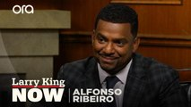'Fresh Prince of Bel Air' legacy, James Avery, and hosting 'The Price is Right' -- Alfonso Ribeiro answers your social media questions