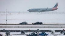Central US Snow Throws Wrench Into Turkey Day Travel Plans