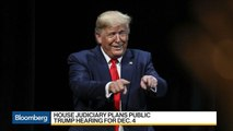 House Invites Trump to Hearing in Next Impeachment Phase