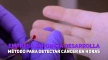 Empresa japonesa desarrolla método para detectar cáncer en horas