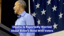 Obama Is Worried About Biden