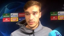 HARRY WINKS POST We Need To Become Unbeatable Under Jose | Harry Winks | Spurs 4-2 OlympiacosOLYMPIACOS