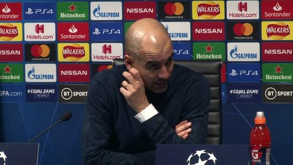 We Travel To Zagreb To Win Not Play The Kids   Pep Guardiola   Man City 1-1 Shakhtar Donetsk