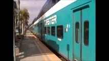 Railfanning Poinsettia Station- Amtrak & BNSF action 11-10-09