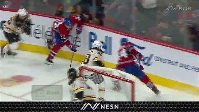 Jaroslav Halak Shines As Bruins Handily Defeat Canadiens On Tuesday