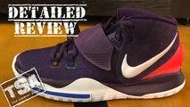 Nike Kyrie Irving 6 Purple Yeezy Sample Sneaker Detailed Review