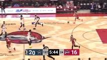 Jarred Vanderbilt Posts 18 points & 11 rebounds vs. Salt Lake City Stars