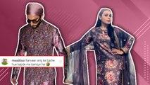 Rani Mukherjee INSULTED For COPYING Ranveer Singh's Anniversary Dress