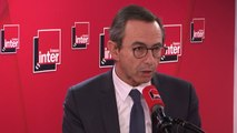 """Bruno Retailleau, président du groupe LR au Sénat : """"Si demain on part du Sahel, c'est toute l'Afrique qui peut tomber dans un gigantesque califat africain. Et il y aura des morts en France"""""""
