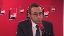 """Bruno Retailleau, président du groupe LR au Sénat, sur les #retraites : """"Cette réforme est anxiogène, parce qu'elle est brumeuse et surtout profondément injuste"""""""
