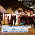 Le budget de Noël des Français est en baisse