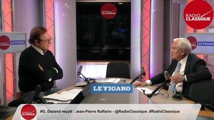 Jean-Pierre Raffarin - Radio Classique mercredi 27 novembre 2019