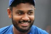 Sanju Samson Replaces Shikhar Dhawan for series against West Indies | Oneindia Malayalam