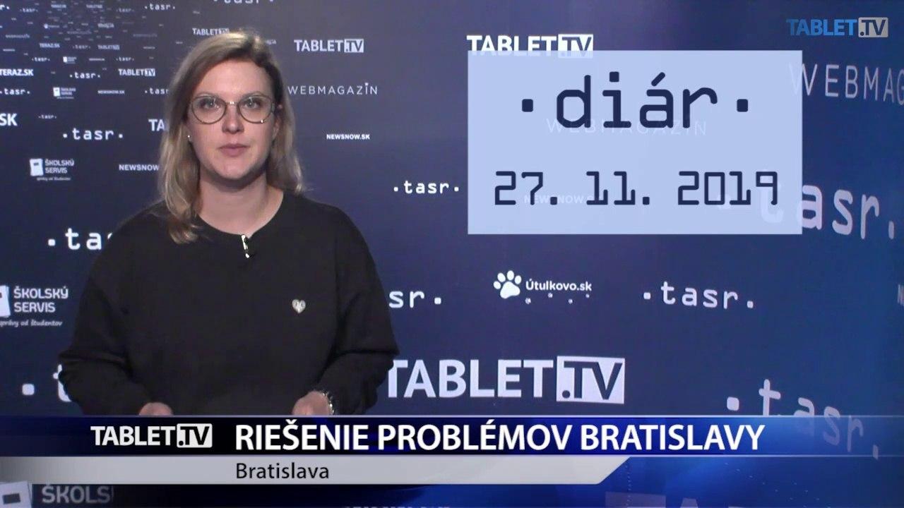 DIÁR: Vláda bude rokovať na bratislavskom magistráte