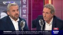 """Alexis Corbière (LFI): """"Nous ne pouvons pas partir du jour au lendemain, mais la France ne peut pas rester au Mali"""""""