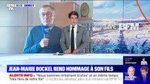 Jean-Marie Bockel rend hommage à son fils - 27/11