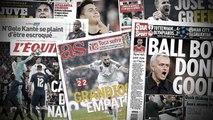 José Mourinho remercie un ramasseur de balle pour sa victoire, le but unique de Paulo Dybala fait chavirer l'Italie