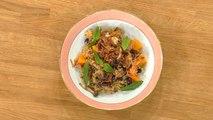 Cocotte de riz aux crevettes