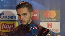 "Groupe A - Sarabia : ""Un grand respect pour le Real Madrid"""