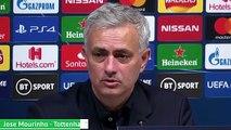 Jose Mourinho ve top toplayıcı çocuk