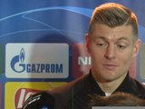 """Groupe A - Kroos : """"On a très bien défendu sur Mbappé"""""""