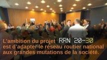 """Lancement officiel du projet """"RRN 20-30, ensemble pour la route de demain"""""""