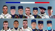 France pays tribute to soldiers killed in Mali