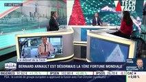 Bernard Arnault est désormais la première fortune mondiale - 27/11