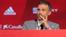 El lapsus de Luis Enrique sobre Robert Moreno en su vuelta a la Selección