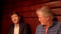Hartlepool Brexit Party electoral candidate Richard Tice and Wetherspoons boss Tim Martin