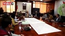 اعتماد المخططات التفصيلية لعدد من مدن وقرى محافظة الأقصر.