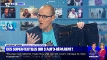 Des super-textiles qui s'auto-réparent ! - 27/11