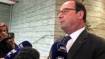 François Hollande rend hommage aux 13 militaires morts au Mali