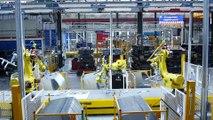 Peugeot 2008 : sa production dans l'usine de Vigo