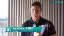 Paris 2024 : interview de Jonathan Lobert
