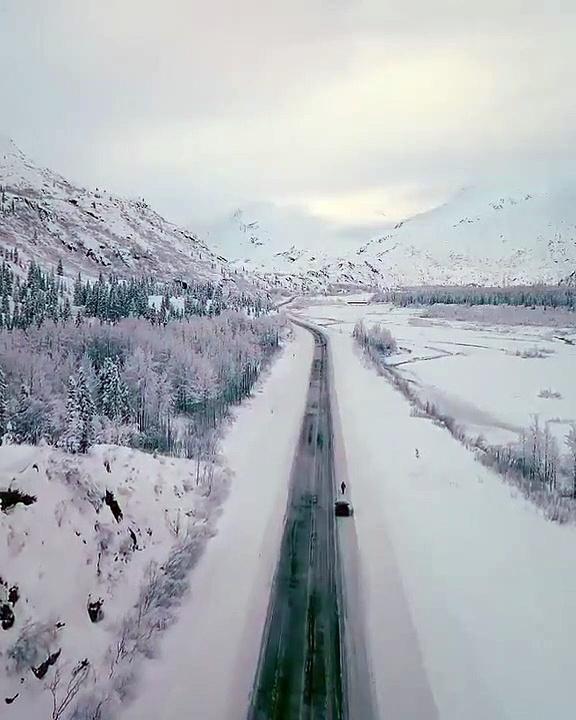 Alaska'ya Yolculuk