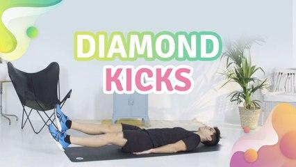 Diamond Kicks - Besser gesund Leben